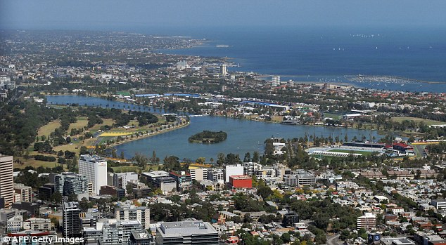 Curtain raiser: The Australian Grand Prix at Melbourne's Albert Park is the opening race of the 2014 F1 season