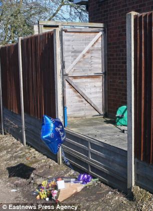 The body of Stephen Pope, 35, was found outside the home of a widow in Waltham Abbey next to stolen goods