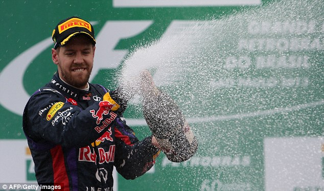 History boy: Vettel wants to win his fifth consecutive world championship this season