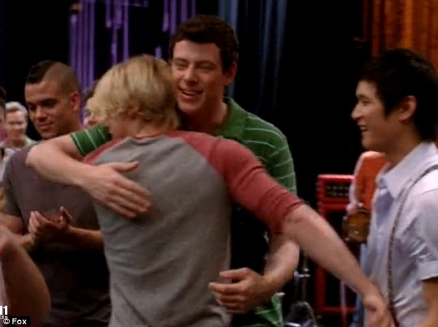 Pass the tissues! Glee surprised fans with a second emotional tribute to the late Cory Monteith's character Finn Hudson on the Tuesday episode