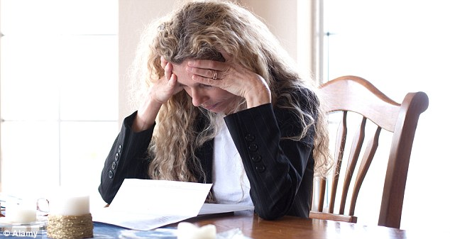 Needless worry? The ING study found many people could pay off their debts using their savings.