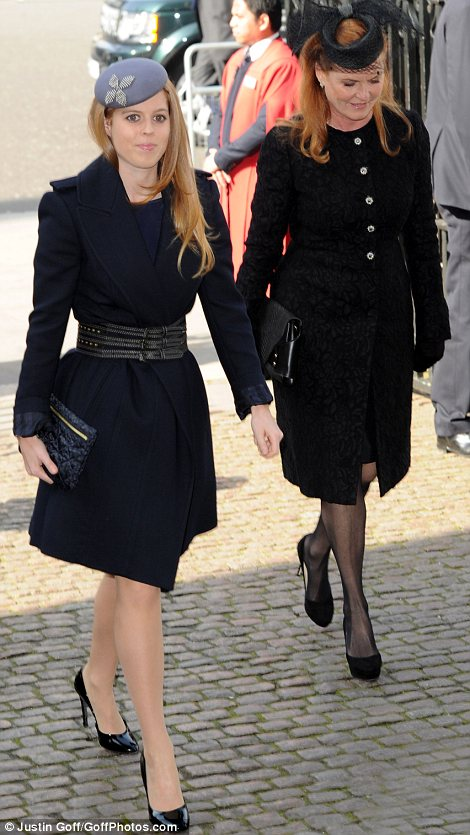 Beatrice and Sarah