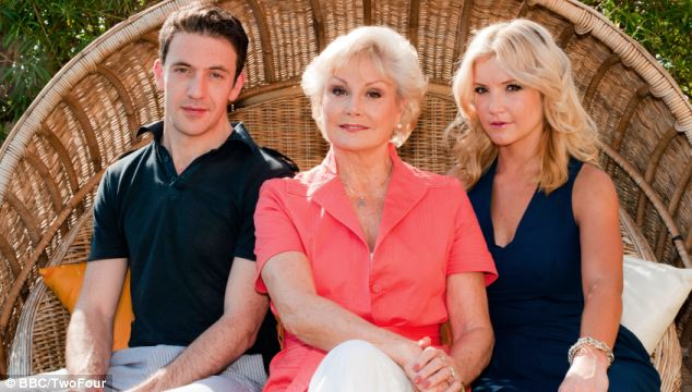 Holiday Hit Squad with Joe Crowley, Angela Rippon and Helen Skelton