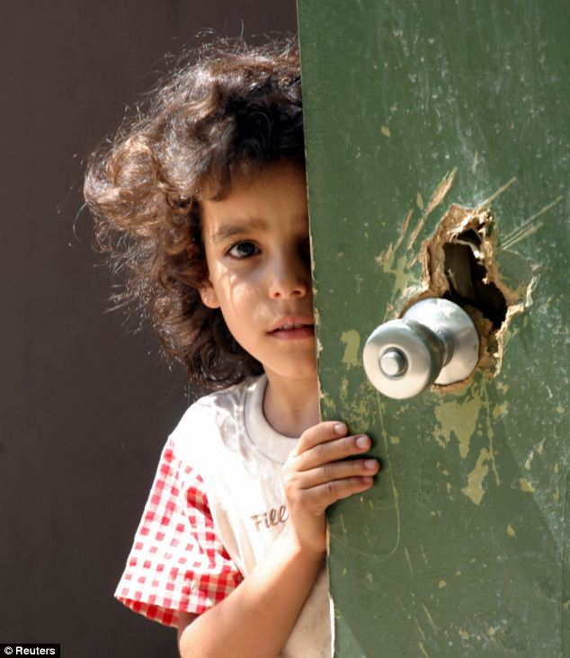 A file image of a young Iraqi girl. A proposed law would radically lower the legal age of marriage from 18
