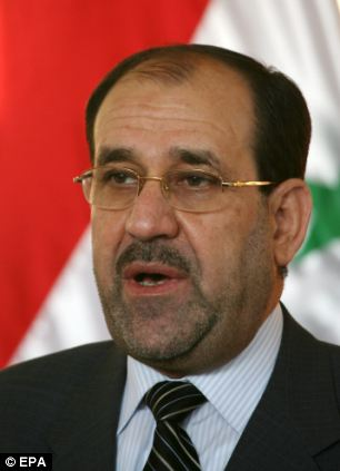 The measure is thought to be a priority for Prime Minister Nouri al-Maliki, who is expected to seek a third term of office in the upcoming elections