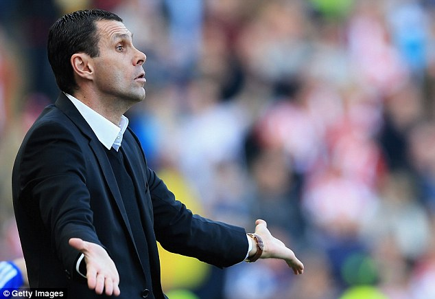 What gives? Gus Poyet can't understand why Sunderland can't replicate their cup form in the league