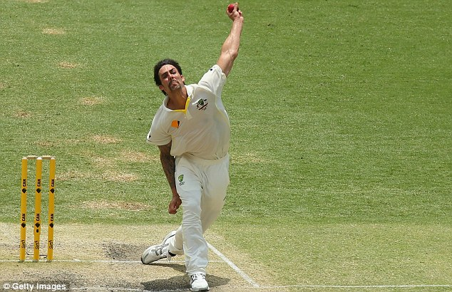 It all felt the same: Trott concedes people may think Mitchell Johnson's bowling helped send him home but insists it did not matter who was bowling, or how quickly
