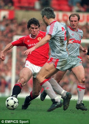 The match in 1990 was the last time Liverpool went to Old Trafford with United having no chance of the title but Liverpool in control of their own destiny.