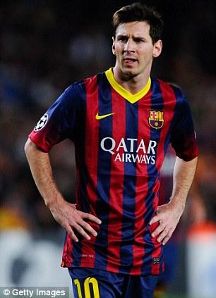 Numero Uno: Lionel Messi is the world's best player
