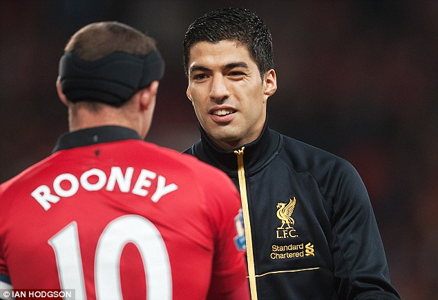 Boost: Liverpool have benefited from keeping hold of Suarez in the summer, says Moyes