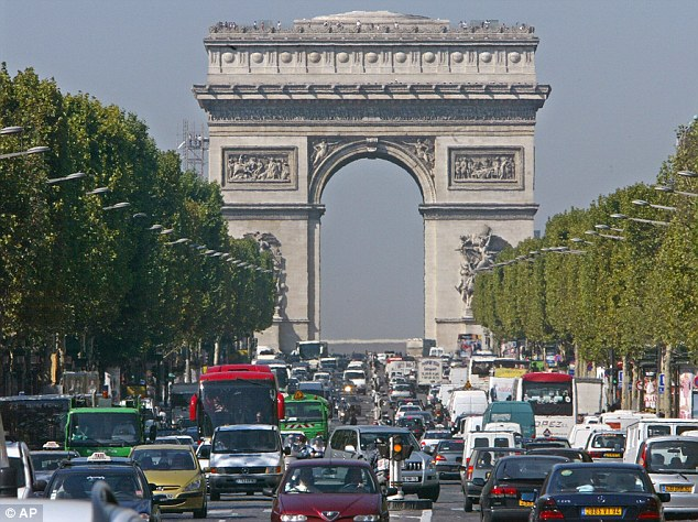 Francois Hollande's socialist government recently decided to introduce alternative driving days after air pollution in Paris exceeded safe levels for five days running