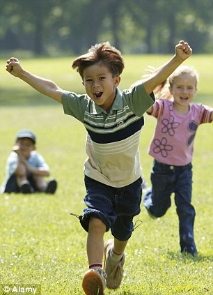 'Free play... is how they learn to make their own decisions, solve their own problems, negotiate with others as equals, see from others' points of view, make friends, and manage risks'