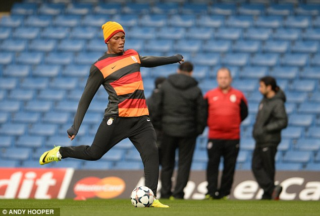 The legend: Mourinho says Drogba must return to Stamford Bridge in some capacity one day
