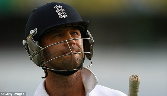 Burn out: Jonathan Trott did not leave the Ashes tour with a 'stress related' illness, it has emerged