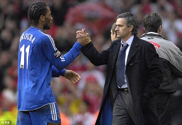 Homecoming? Didier Drogba and Jose Mourinho could be reunited at Chelsea next season