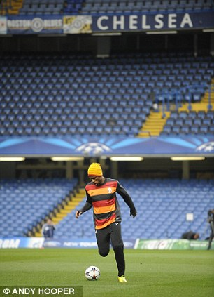 Where the heart is: Drogba admits his return to play Chelsea will be 'special'