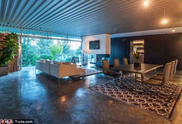 The latest: Heated concrete floors and huge walls of windows were just a few of the amenities