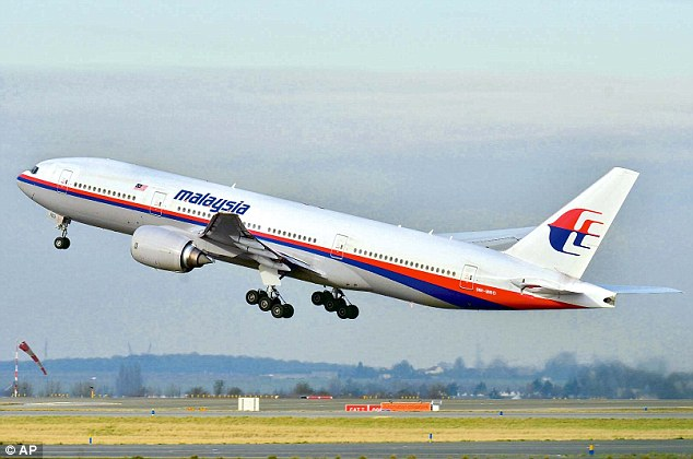 Mystery: Investigators are now looking into a possible theory that a bomb was hidden inside a crate of fruit on board MH370