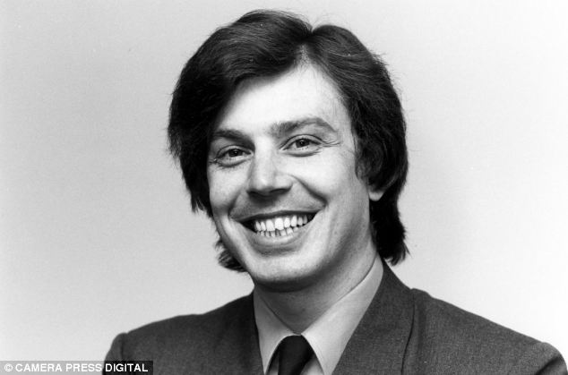 Tony Blair as a young lawyer