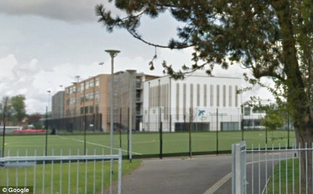 Teddington School in Richmond claims that Mrs Stockford is the only parent to have complained about the use of the play at the school