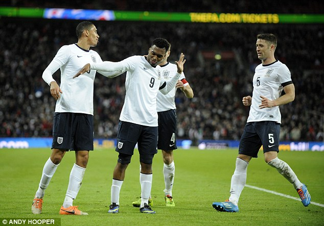 Samba surprise: England's three group games, against Italy, Uruguay and Costa Rica, will be watched by full houses