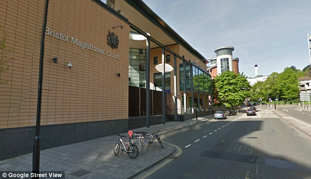 Offender: Gammon, who Bristol Magistrates' Court heard was sorry for her actions, pleaded guilty
