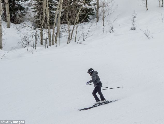 Michelle Obama has taken questionable trips at huge taxpayer expense before, including her annual jaunt -- with her children but without the president -- to Aspen for President's Day weekend skiing