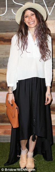 Model Tori Praver, jewellery designer Pamela Love and System magazine founder Alexia Niedzielski all showed up to celebrate the new collection