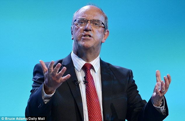 Resigned: Sir David Nicholson wants to join a Press regulator to defend the Health Service