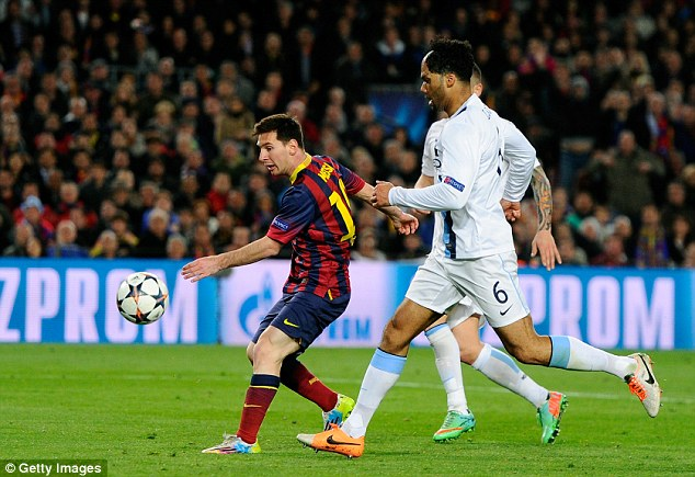 Lionel Flair: Messi is coming into form after Barcelona eliminated Manchester City in the Champions League