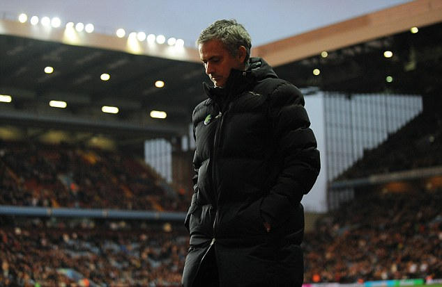Punished: Mourinho was charged with improper conduct by the Football Association for the incident