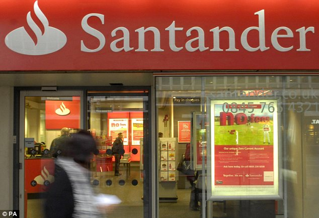 Debts: Santander has eventually cancelled any threatened action by debt collector