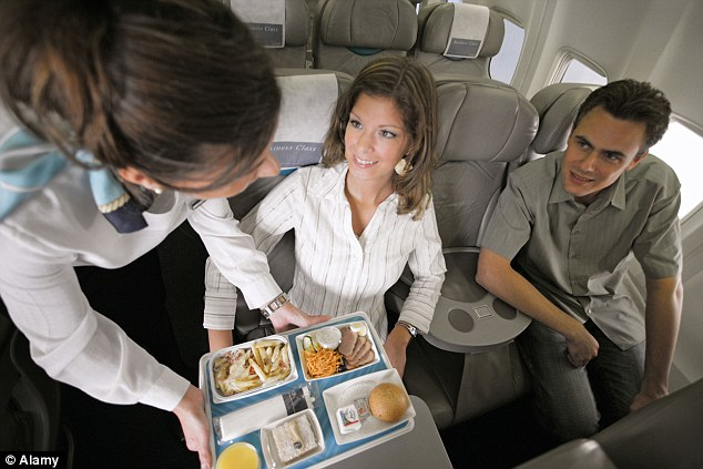 Gourmet: Journey Group replaces standard food with meals from top restaurants