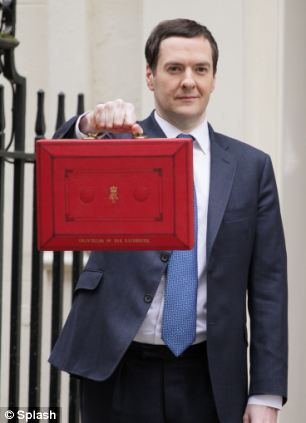 Chancellor George Osborne has overtaken Home Secretary Theresa May to become the main challenger to Boris Johnson when Mr Cameron steps down or is forced out as leader of the Conservatives
