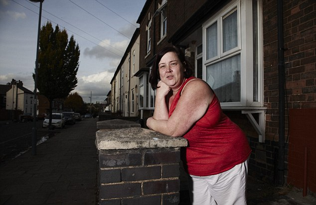 Controversy: Benefits Street and its participants, including White Dee, sparked debate across the nation