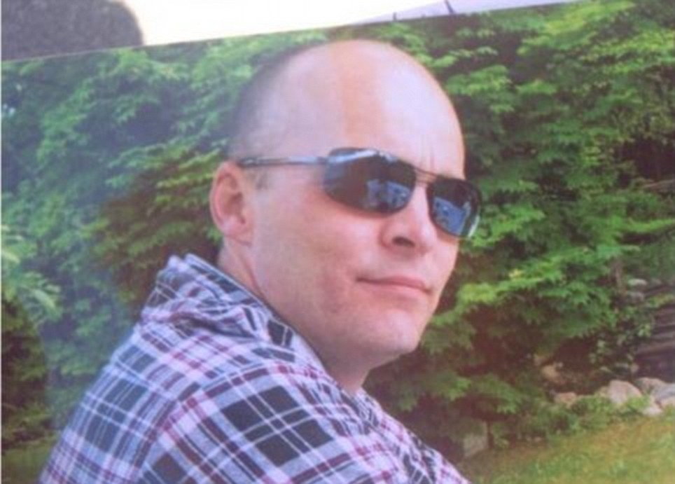 Searching: Married grandfather Steve Neal, 52, is also reportedly among the missing