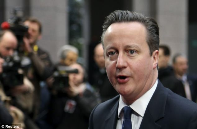 A survey found three quarters of voters have no confidence that David Cameron will be able to deliver on his promise to claw back powers from the EU