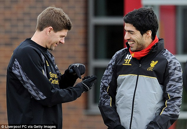 Changing Melwood: The faces around the club's training ground are completely different under Rodgers
