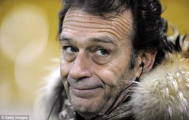 Trouble: Cellino, 57, heads Eleonora Sports, and had agreed to buy Leeds in early February