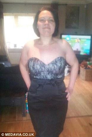 Lauren since her weight loss