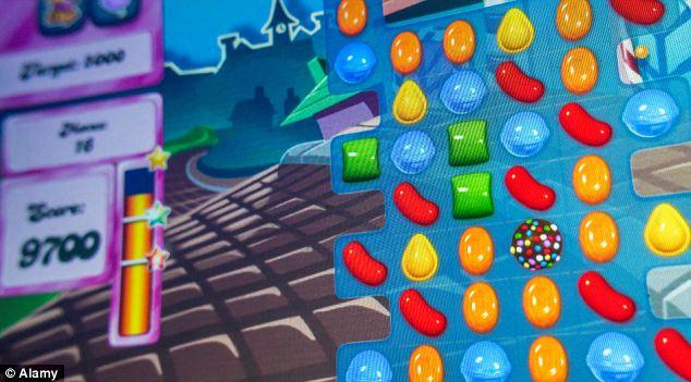 Addictive: Candy Crush has millions of users, many of whom pay to play the game