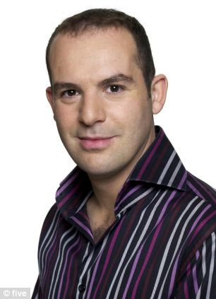 Money saving expert Martin Lewis accused payday lenders of using adverts to 'groom' the next generation of borrowers