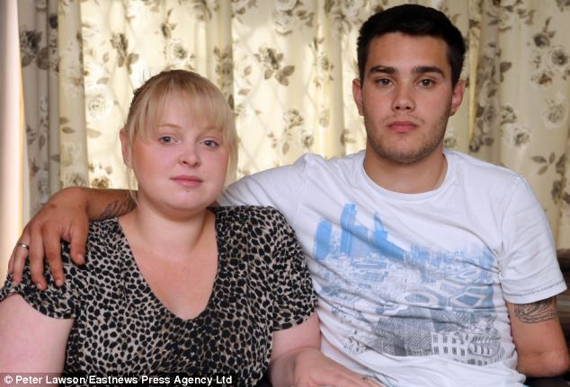 Alex Stringer with his wife Danielle. Hero Pte Stringer lost both his legs and his arm when he stepped on an IED in Afghanistan in 2011