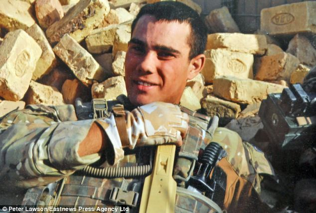 Pts Stringer while he was serving in Afghanistan just shortly before he was injured in the explosion. Aldous abused the couple's trust to steal money directly from their accounts
