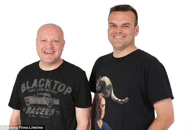 Business brains: Neal Slateford (left) and Richard Longhurst (right) founded the company in 2002