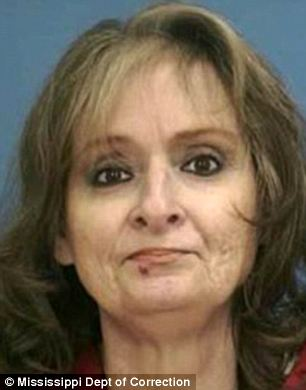 Last minute: 57-year-old Michelle Byrom was scheduled to be executed last Thursday but an appeals court has granted her a new trial
