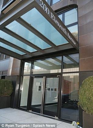Designer was found dead with a scarf around her neck inside the Manhattan apartment