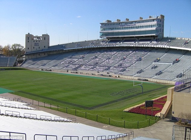 Ruling: Ryan Field at Northwestern University which has been told it can create a union of college athletes