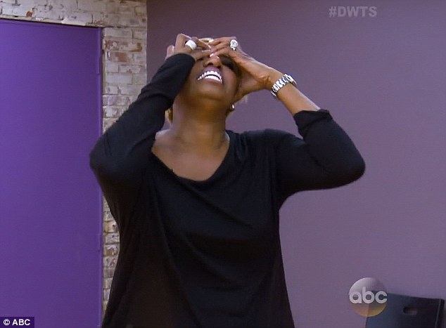 Not what she needs right now: NeNe is dependent on votes from American audiences to progress in Dancing With The Stars