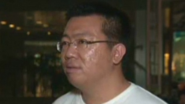 Steve Wang, whose mother was on board, says all the leads are 'useless' until some physical evidence is found to confirm that all 239 people were killed